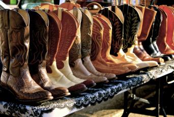 обоя разное, одежда,  обувь,  текстиль,  экипировка, сапоги, ковбойские