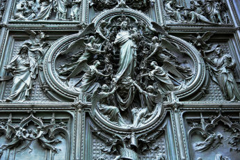 обоя разное, элементы архитектуры, италия, милан