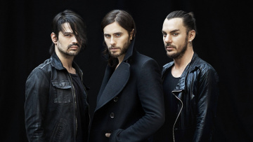 обоя музыка, 30 seconds to mars, jared, leto, tomislav, milicevic, шеннон, лето, 30, seconds, to, mars, джаред, shannon, томислав, милишевич