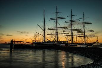 Картинка sedov корабли парусники мачты судно