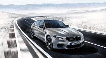 обоя bmw m5 competition 2019, автомобили, bmw, m5, 2019, competition