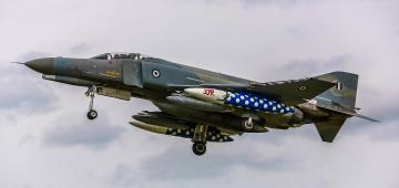обоя f4e, авиация, боевые самолёты, истребитель