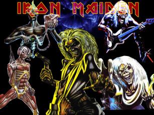 Картинка музыка iron maiden