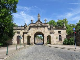обоя города, - исторические,  архитектурные памятники, арка