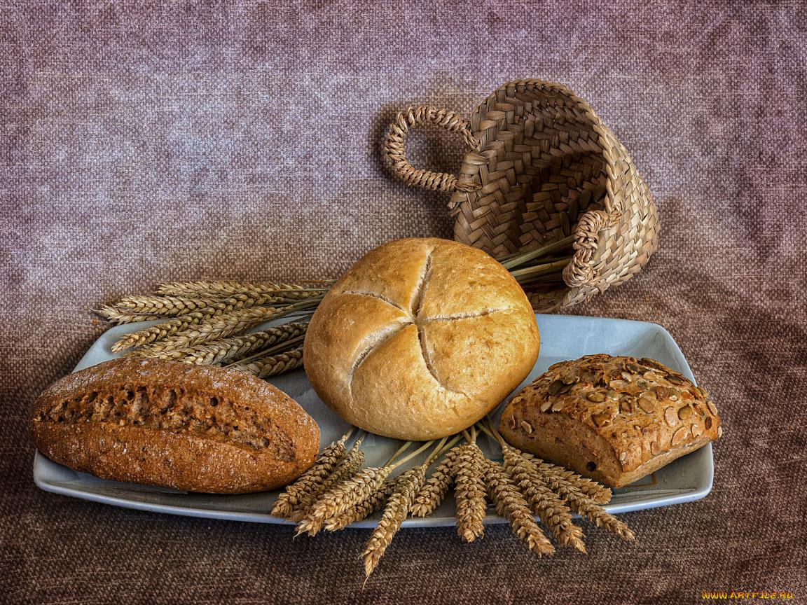 еда хлеб  № 2154415  скачать