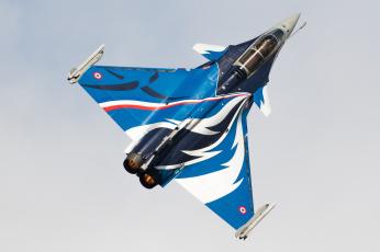обоя dassault rafale c 4-gl, авиация, боевые самолёты, истребитель