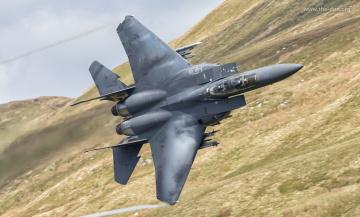 обоя f-15, авиация, боевые самолёты, истребитель