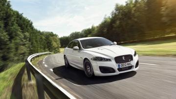 Картинка автомобили jaguar ограхдение скорость