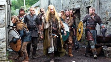 обоя кино фильмы, vikings , 2013,  сериал, fantasy, adventure, drama, action, history