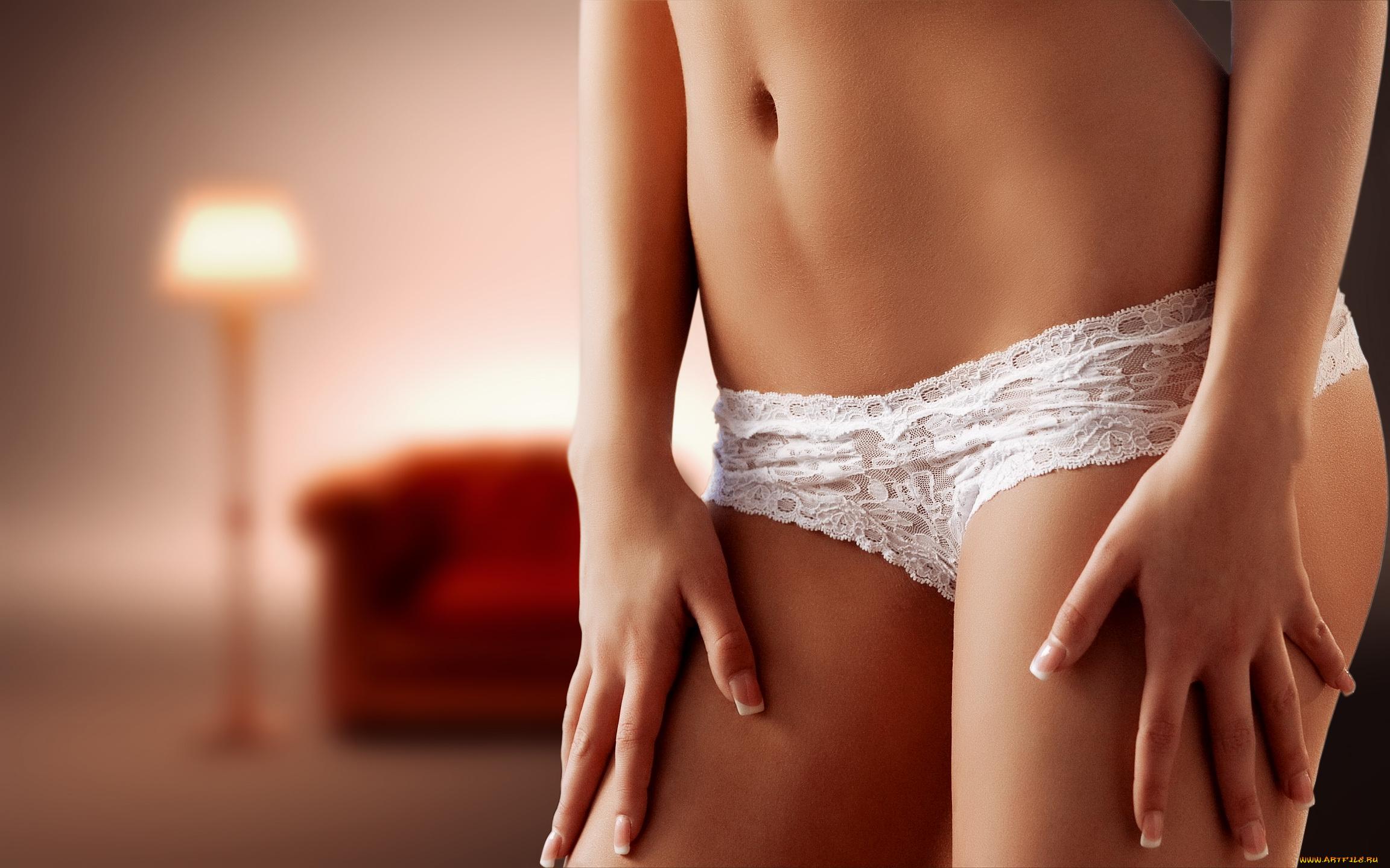 Женские прелести тела