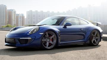 Картинка porsche 911 carrera автомобили элитные германия dr ing h c f ag спортивные