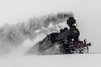Картинка техника паровозы железная паровоз рельсы дорога