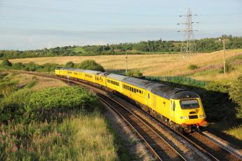 Картинка техника поезда состав дорога локомотив железная