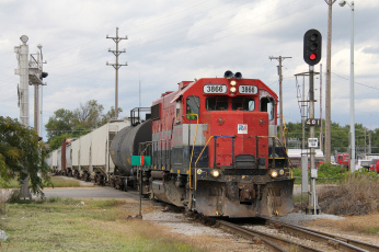 Картинка техника поезда железная дорога локомотив состав