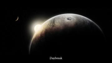 Картинка космос арт планеты звезды вселенная галактика