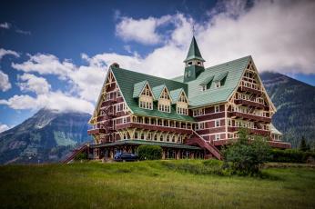 обоя prince of wales hotel, города, - здания,  дома, отель