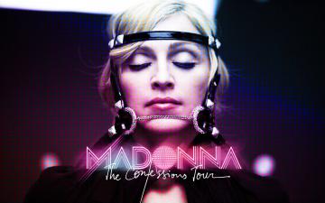 Картинка музыка madonna