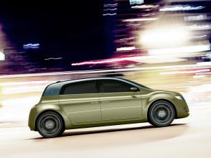 обоя lincoln c concept 2009, автомобили, lincoln, concept, c, 2009