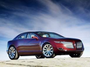 обоя lincoln mkr concept 2007, автомобили, lincoln, concept, mkr, 2007