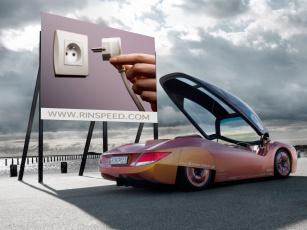обоя rinspeed ichange concept 2009, автомобили, rinspeed, 2009, concept, ichange
