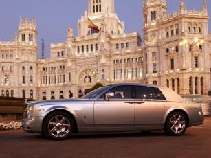 обоя rolls-royce 102ex electric concept 2011, автомобили, rolls-royce, concept, 2011, electric, 102ex
