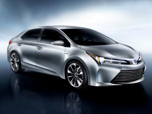 обоя toyota yundong shuangqing-ii concept 2013, автомобили, toyota, yundong, 2013, concept, shuangqing-ii