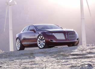 обоя lincoln mkr concept 2007, автомобили, lincoln, concept, 2007, mkr