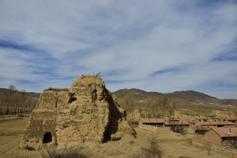 Картинка города -+исторические +архитектурные+памятники великая китайская стена провинция шаньси