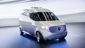 обоя mercedes&, 8209, benz vision van concept 2016, автомобили, mercedes-benz, concept, van, vision, 2016, mercedes