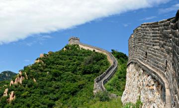обоя города, - исторические,  архитектурные памятники, great, wall, of, china