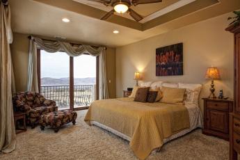 Картинка интерьер спальня кровать