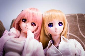 Картинка разное игрушки куклы