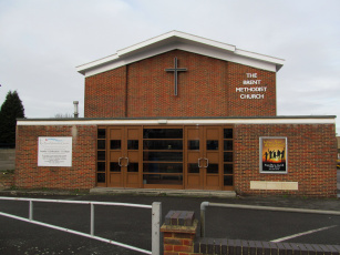 обоя brent methodist church, dartford, kent, uk, города, - католические соборы,  костелы,  аббатства, brent, methodist, church