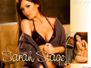 обоя Sarah Stage, девушки