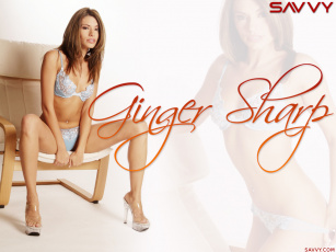 обоя Ginger Sharp, девушки