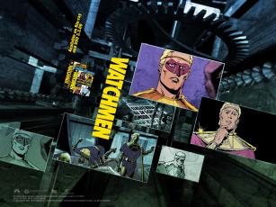 Картинка кино фильмы watchmen