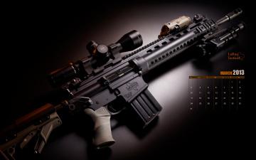 Картинка календари оружие автомат