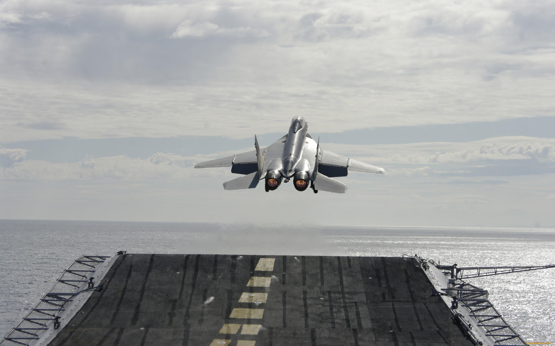 Взлет с авианосца скачать