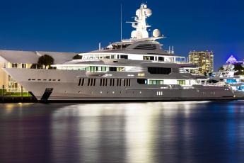 обоя infinity yacht, корабли, Яхты, суперяхта