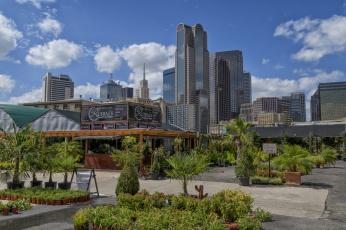 обоя ruibal`s plants of texas, города, - панорамы, небоскребы