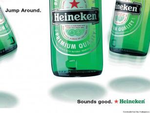 обоя heineken, бренды
