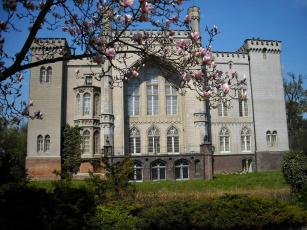 обоя kornik castle, города, замки польши, kornik, castle