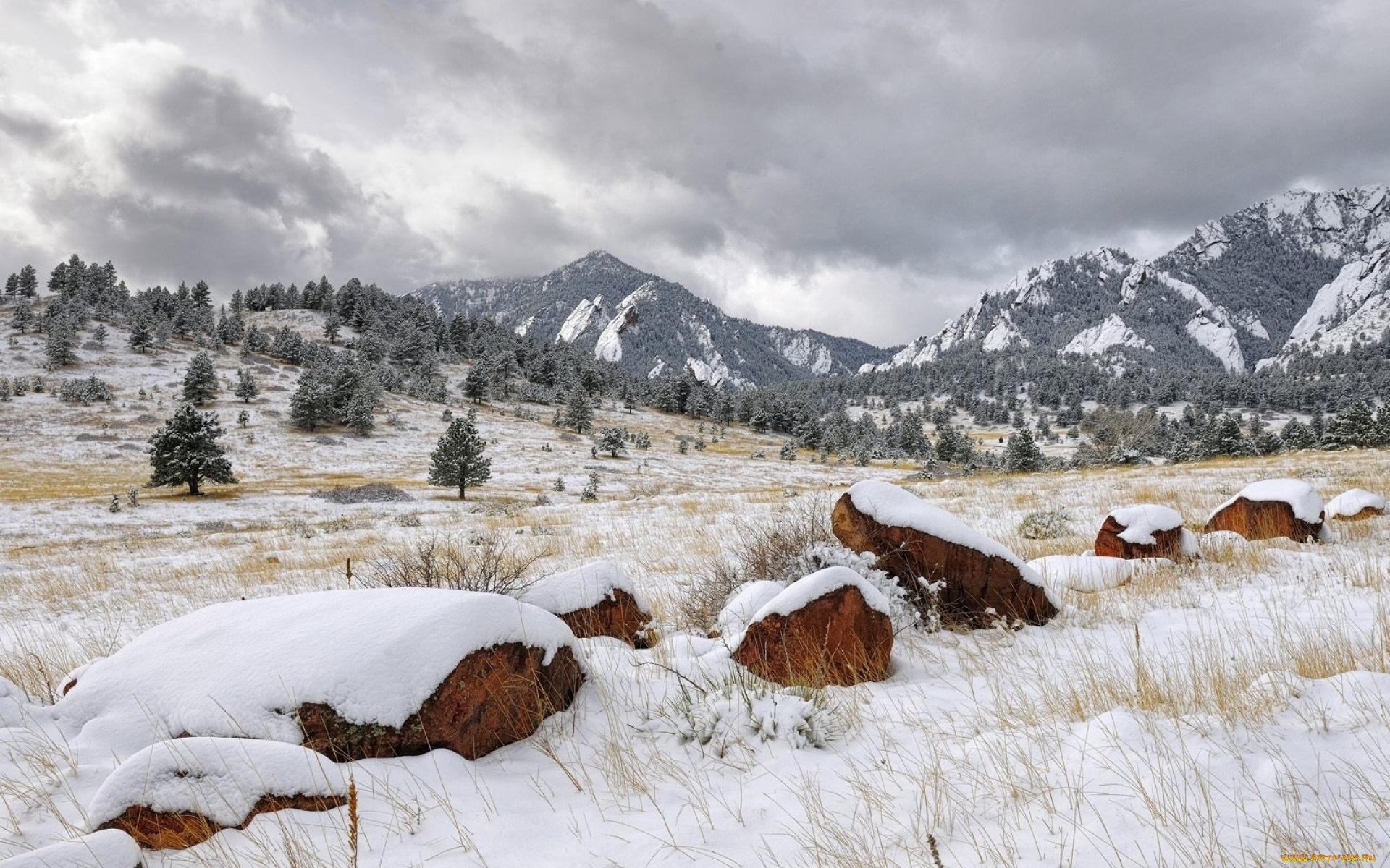 снег камни гора snow stones mountain без смс