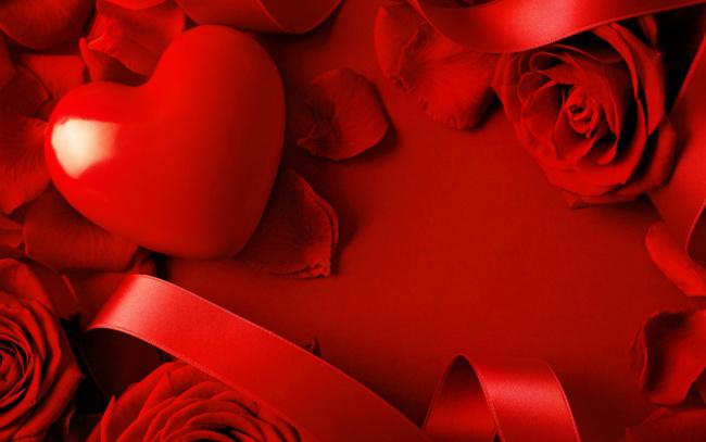 Обои картинки фото праздничные, день святого валентина,  сердечки,  любовь, любовь, сердце, розы