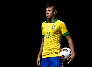 обоя спорт, 3d, рисованные, футболист, jr, neymar, неймар, звезда