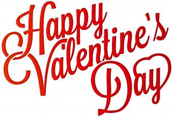обоя праздничные, день святого валентина,  сердечки,  любовь, надпись, фон