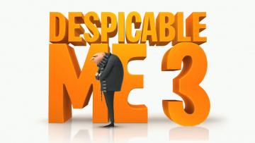 обоя мультфильмы, despicable me 3, despicable, me, 3