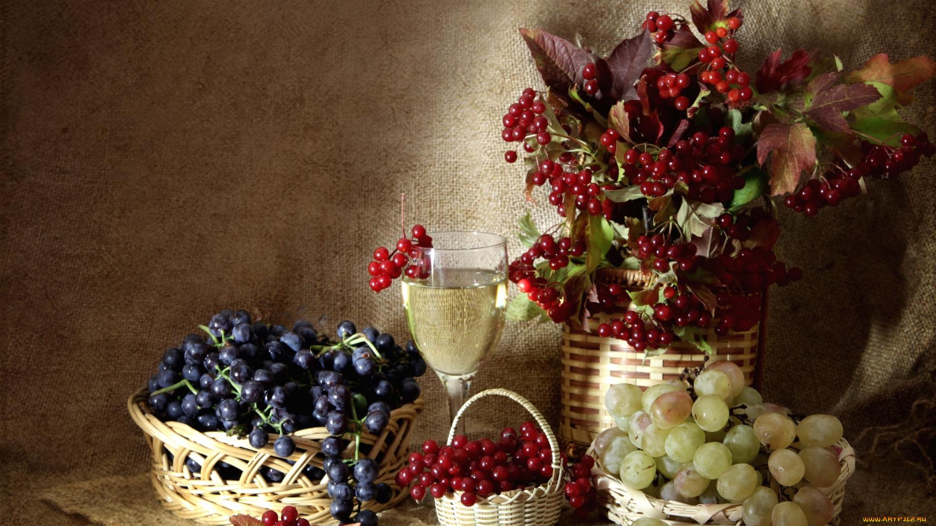 бокал вино корзина сирень  № 3966526 без смс