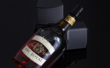 Картинка бренды напитков разное коньяк бутылка arc royal спиртное