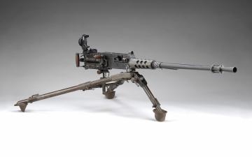Картинка оружие пулемёты 50bmg cal треногаng machine gun m2hb browni станковый крупнокалиберный пулемет системы браунинга tripod m3